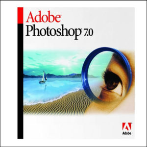 Photoshop 7.0 Full Version For PC - Photo Editing Software CD With Key